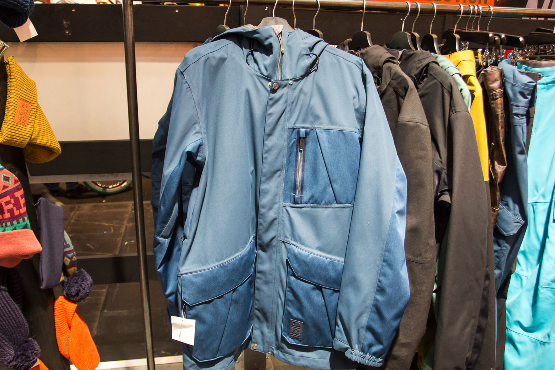 Beaccon-Jacket in Orion-Blue