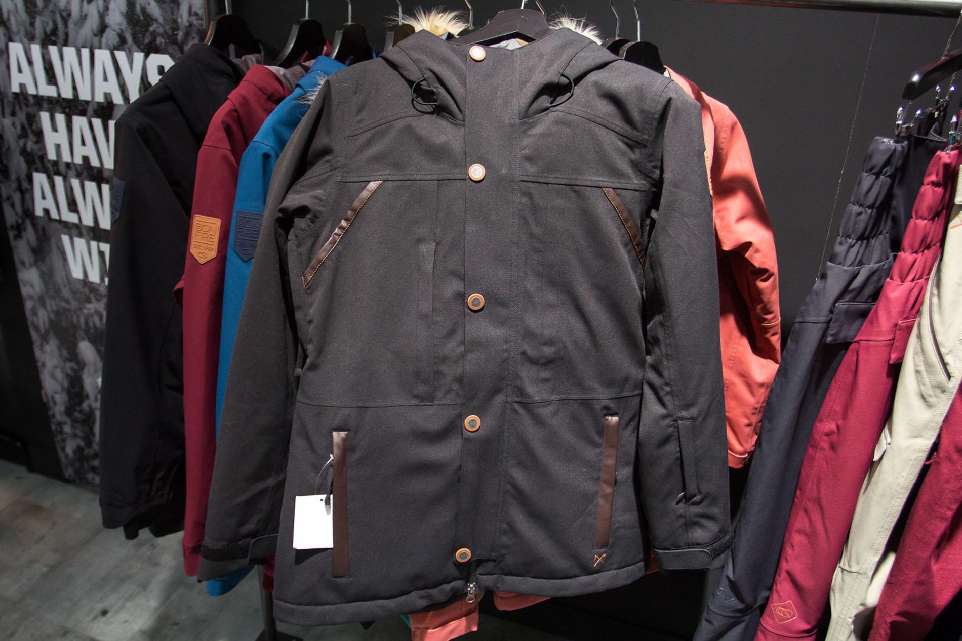 Womens Safari Jacket in Black
