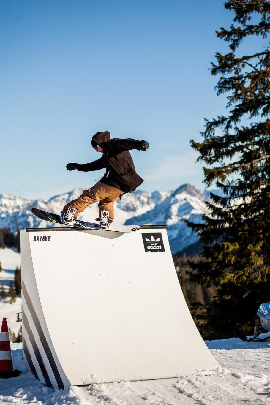 Beers´N´Burger #18 - Snowpark Grasgehren - Foto: David Lis