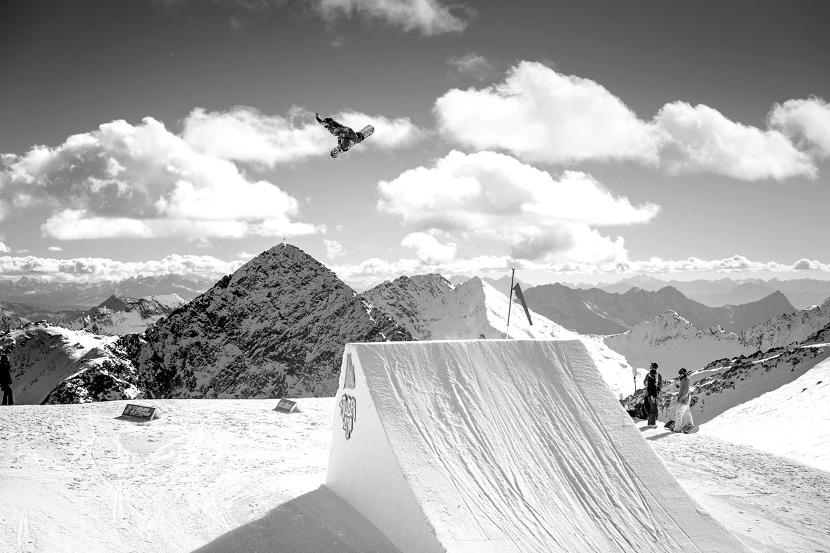 Foto © Markus Rohrbacher | Method | Stubaier Gletscher, AT