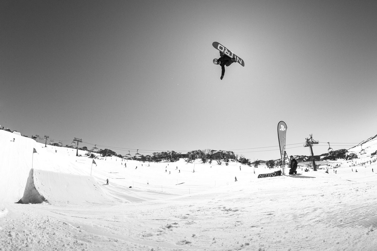 Foto © Matt Pain | Bs 540° Mute | Perisher, AUS