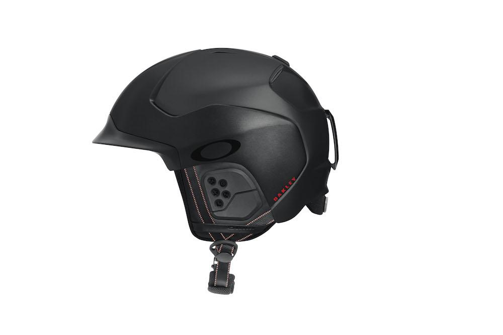 25d3b7f90f Oakley Mod 5 Helmet Matte Black