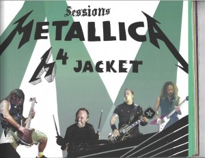 Sessions und Metallica