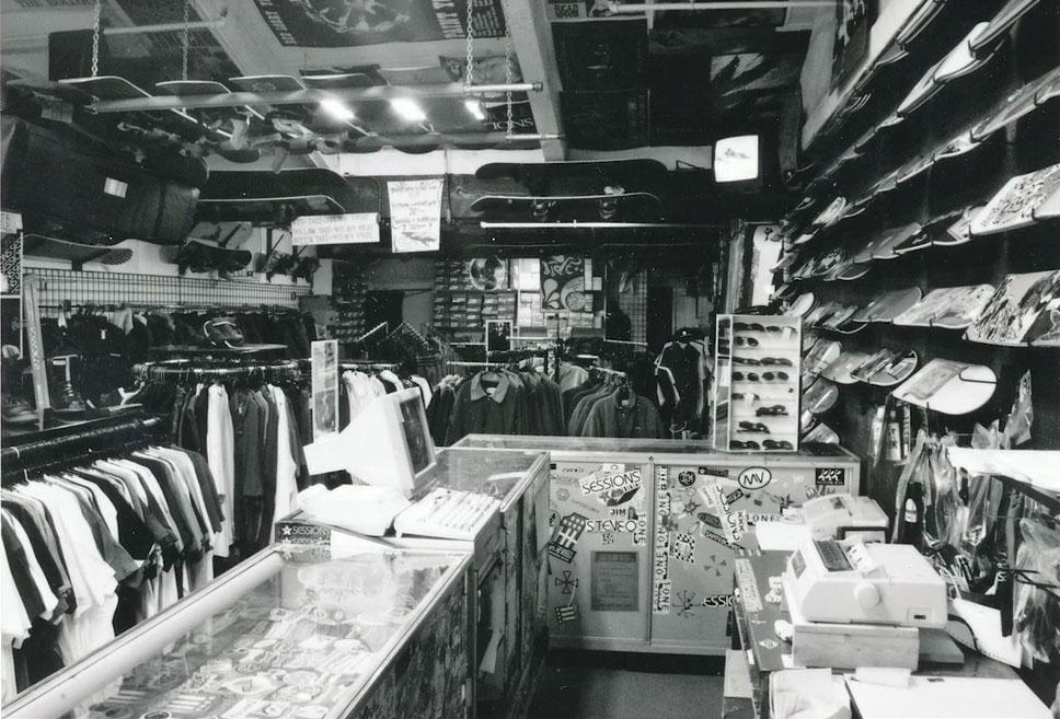 Sessions Shop