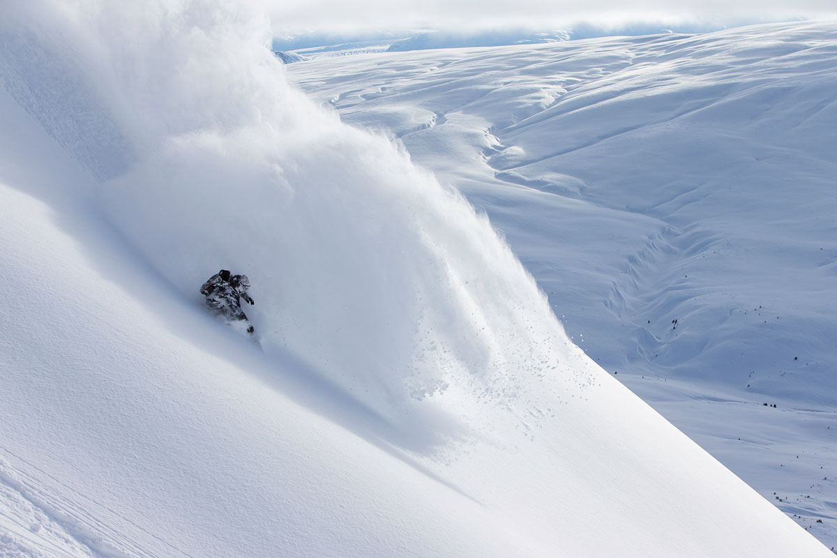 Travis in seinem Element | © Quiksilver/Scott Serfas