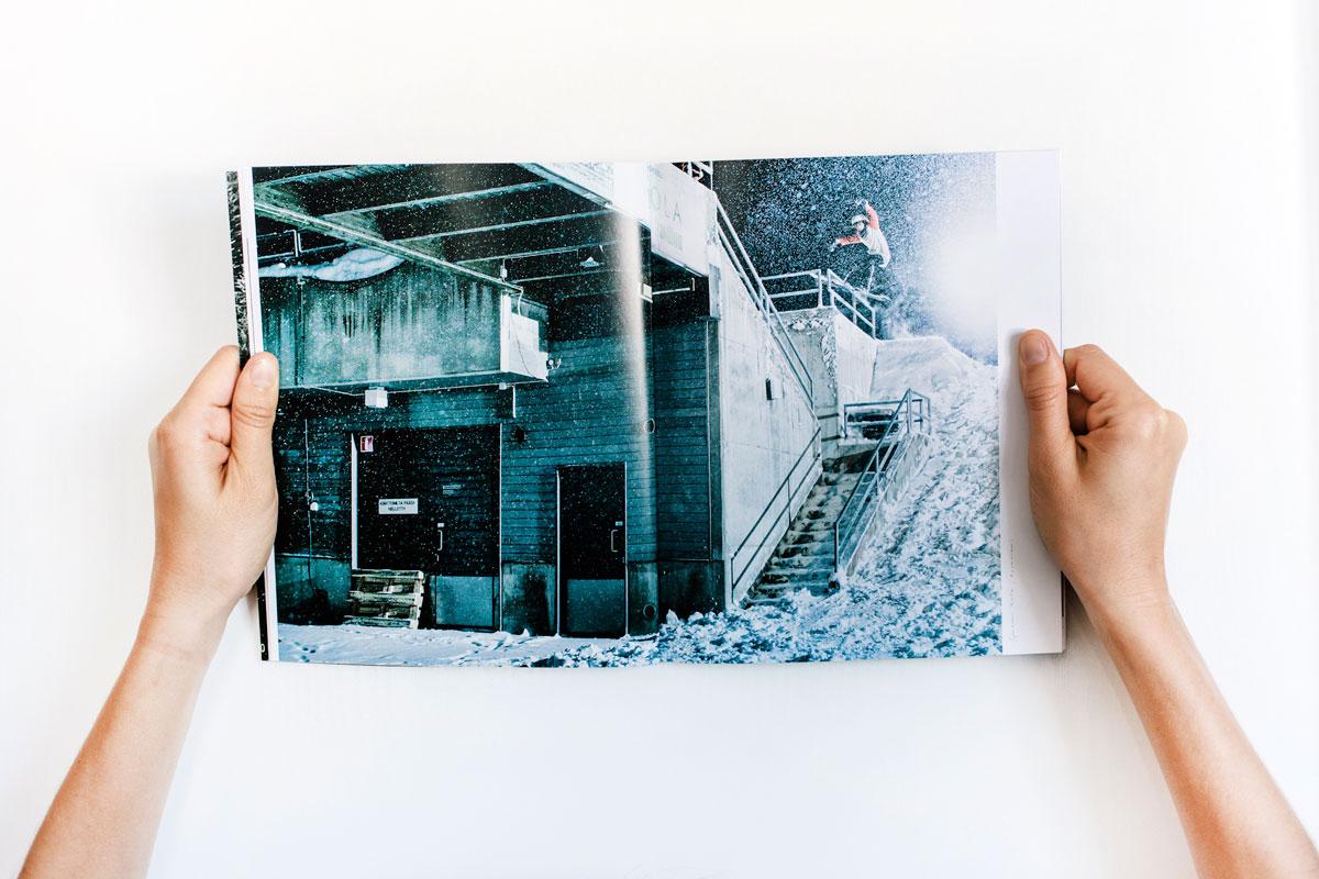 Vans FIRSTLAYER Photobook von Matt GEORGES