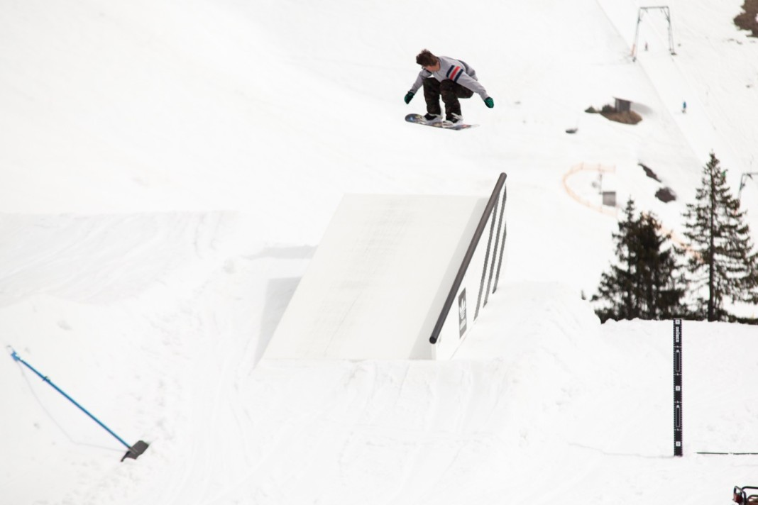 adidas Snowboarding presents