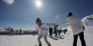 Prime Snowboarding Magazine Sister Act Absolut Park