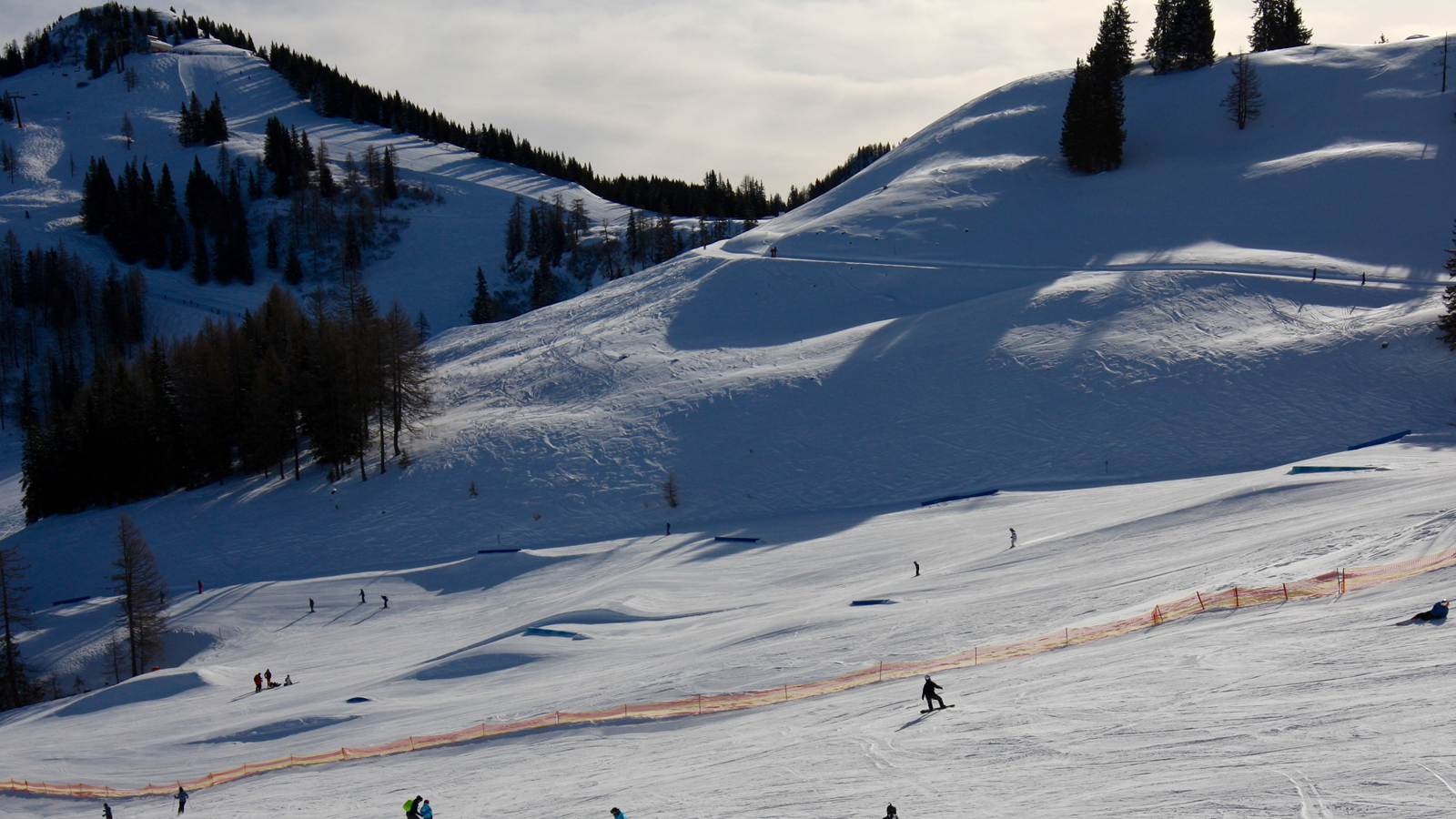 Betterpark Alpendorf: Overview Part 2