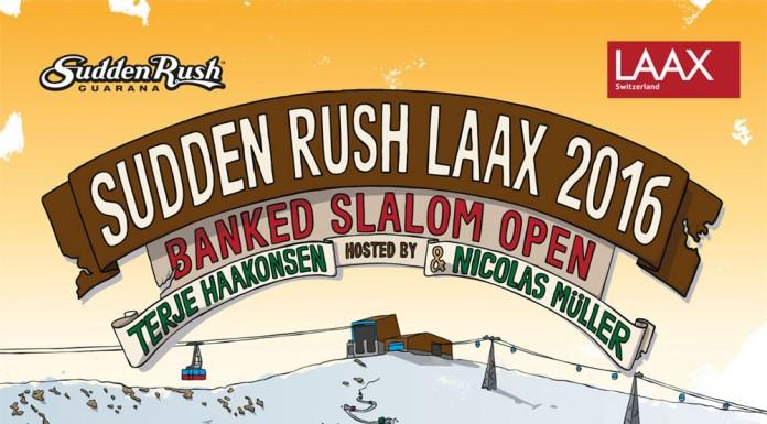 Prime Snowboarding Sudden Rush Banked Slalom