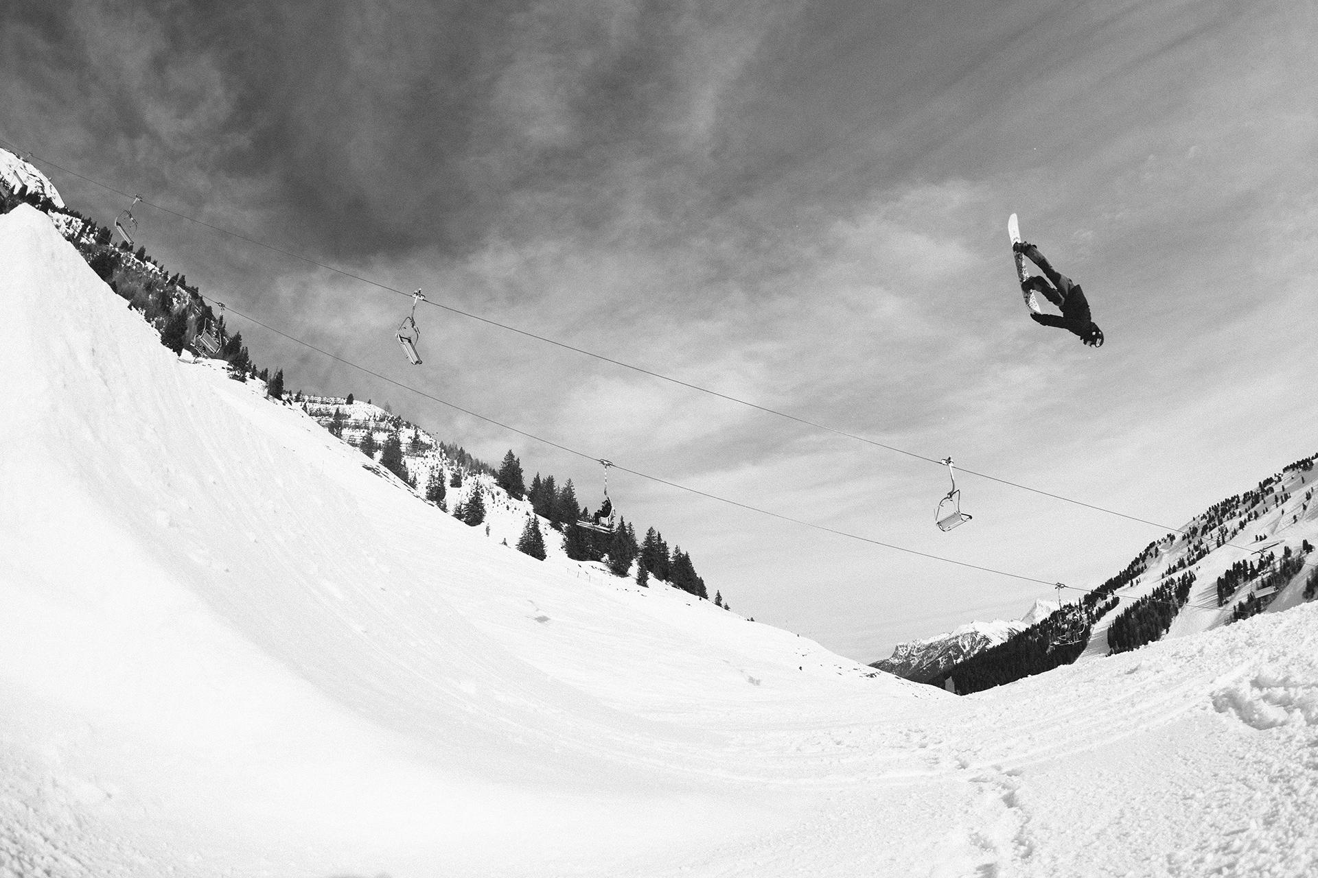 Maxi im Vans Penken Park Mayrhofen - Foto: The Acworth
