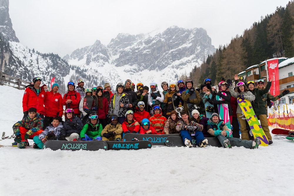 Prime Snowboarding Magazine Burton Innsbruck Chill