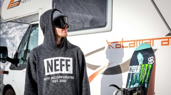 Prime Snowboarding Magazine Ethan Morgan Neff Monster