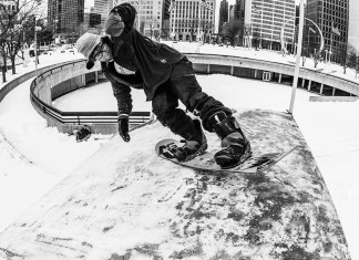 Prime Snowboarding Magazine Ethan Deiss Fs 360 Pivot Detroit