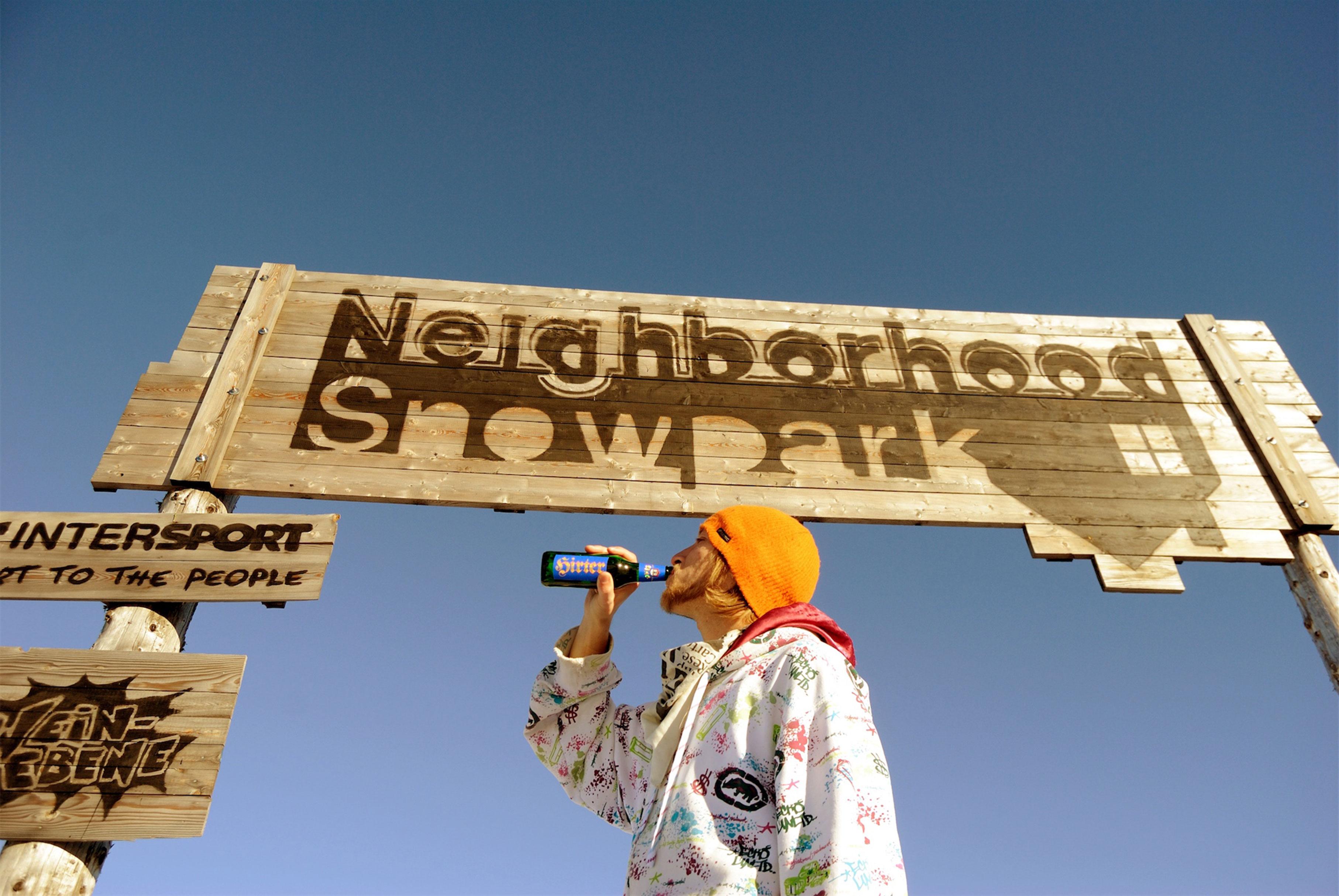 Prime-Snowboarding-Neighborhood-Snowpark