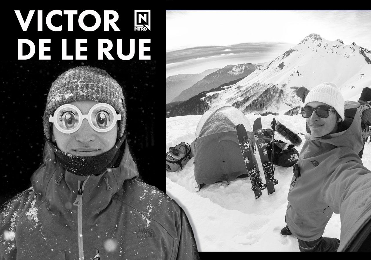 Nitro Victor de le Rue