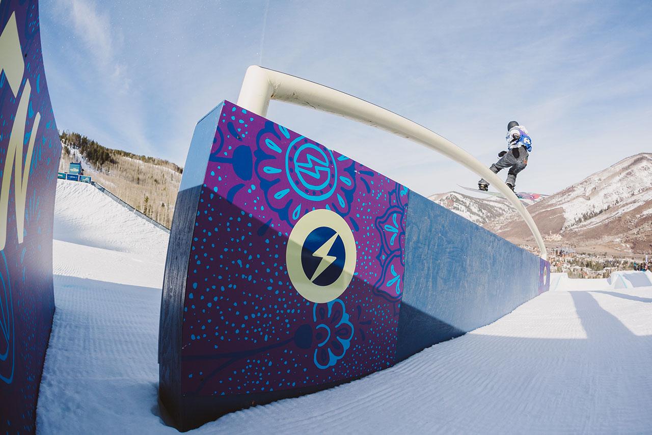 Prime Snowboarding US Open 2016 Slopestyle