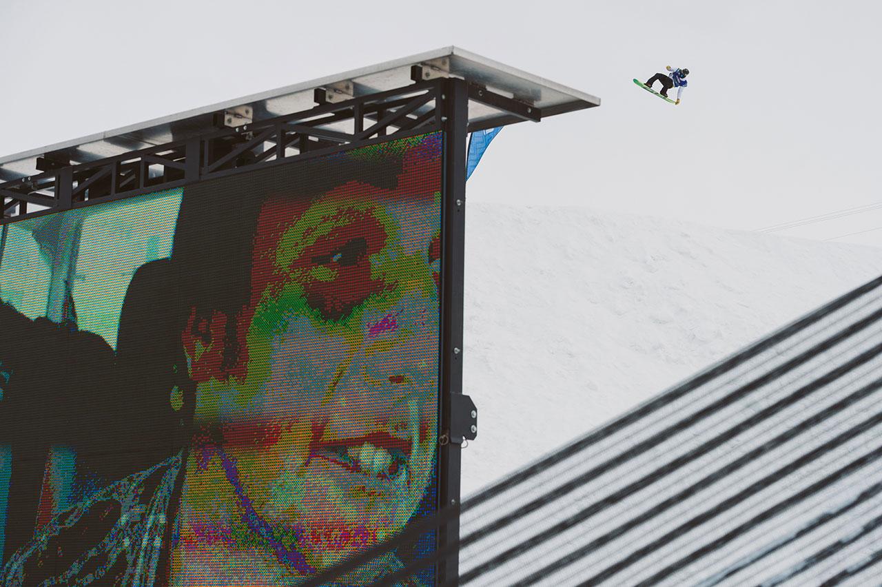 Prime Snowboarding US Open Mens Slopestyle Finals 2016