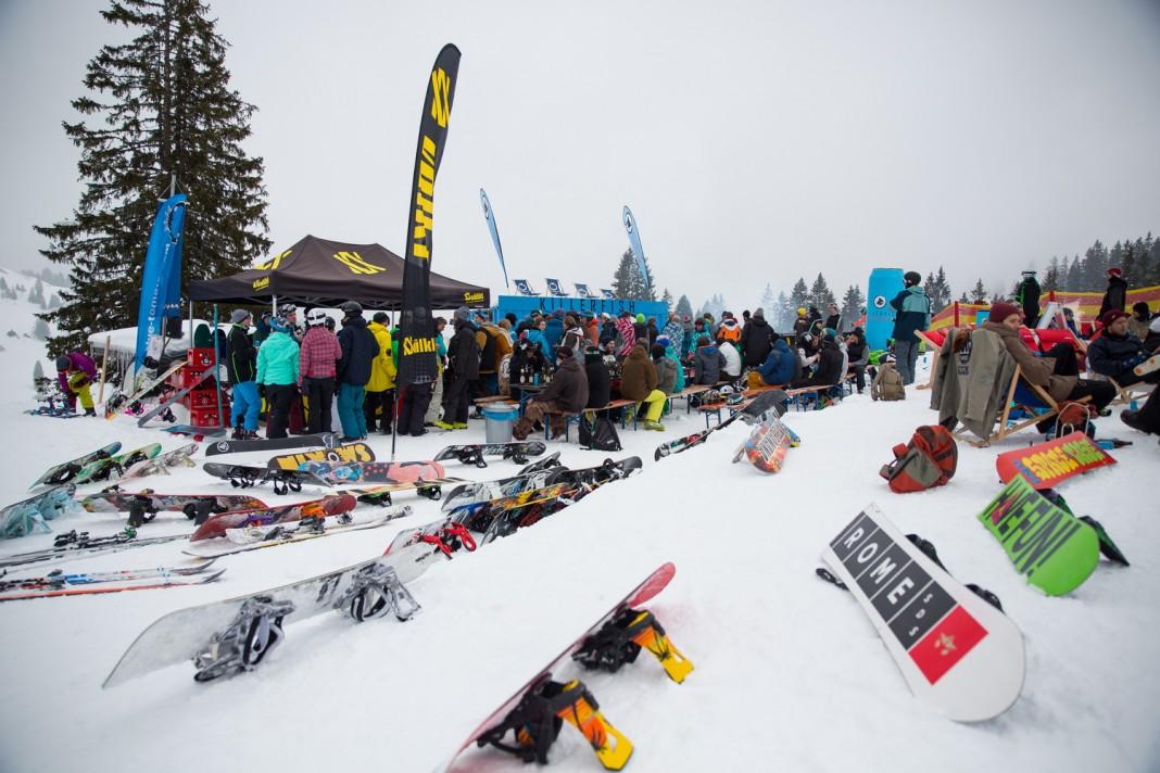 Beers 'N' Burger #19 Recap - Snowpark Grasgehren