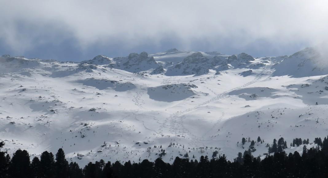 Schöne Aussicht rund um den Glungezer - Foto: Glungezerparks