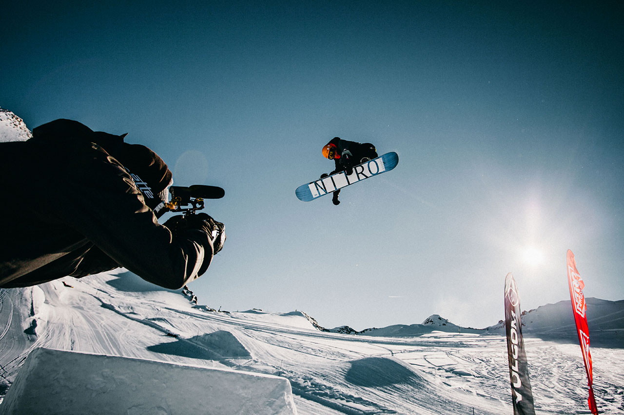 Prime Snowboarding Magazine Rookie Shred Heads Andre Höflich
