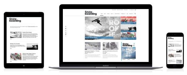 Prime Snowboarding Magazine Newsletter