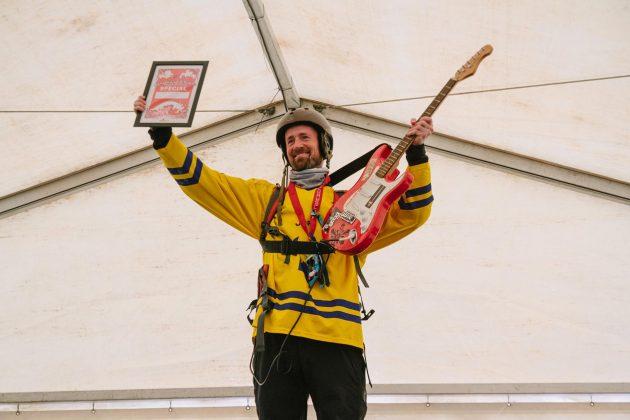 Der Rockstar Award ging an Jim Magnusson aus Schweden.