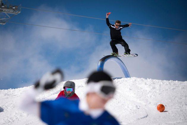 Euro 2016 X Snowboarding - Snowpark Kitzsteinhorn - Foto: Lukas Pilz