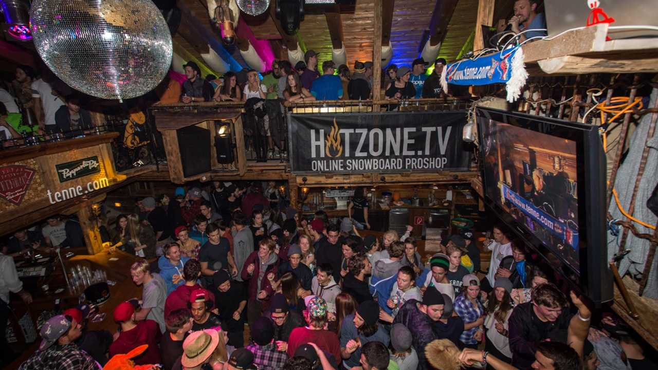Die Party in der Tenne ist berühmt-berüchtigt und sollte einen festen Platz in eurem Kalender haben | © Hotzone.tv