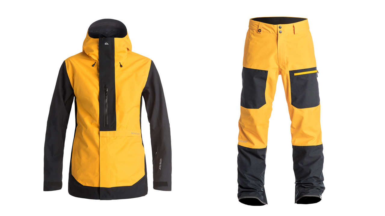 TR Exhibition Gore-Tex® Jacket & Pants