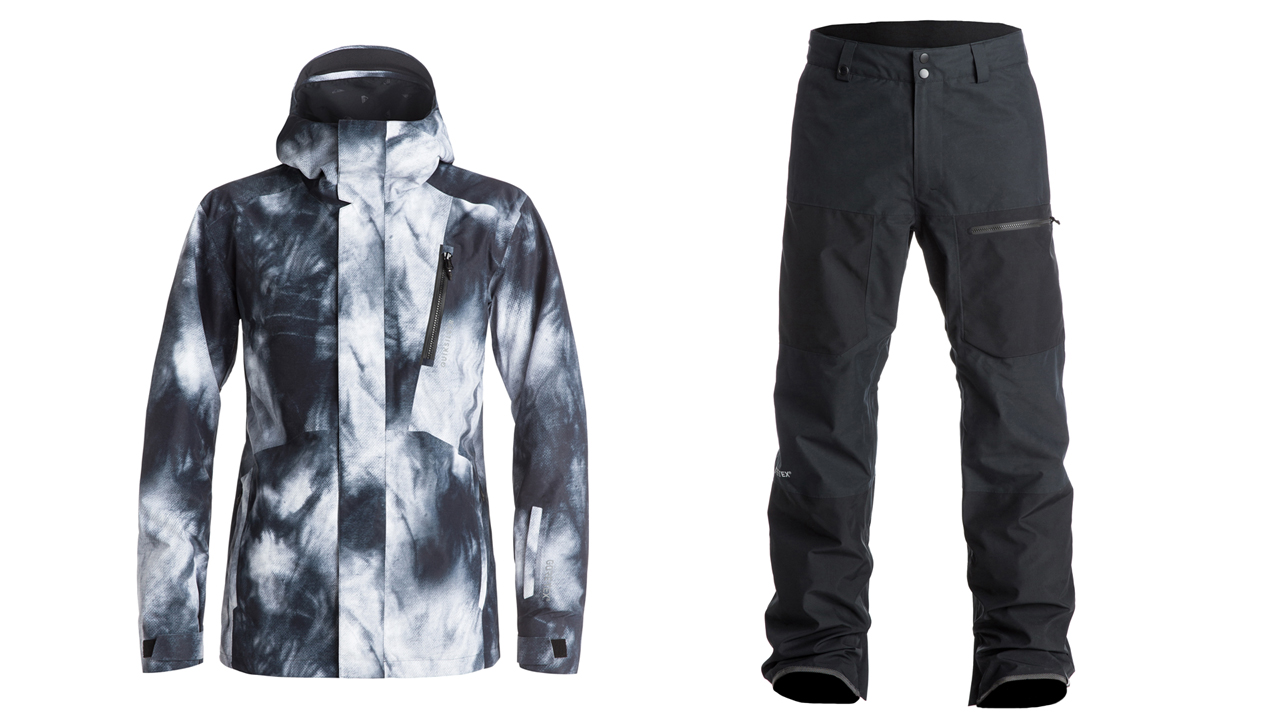 Forever Printed Gore-Tex® Jacket & Pants