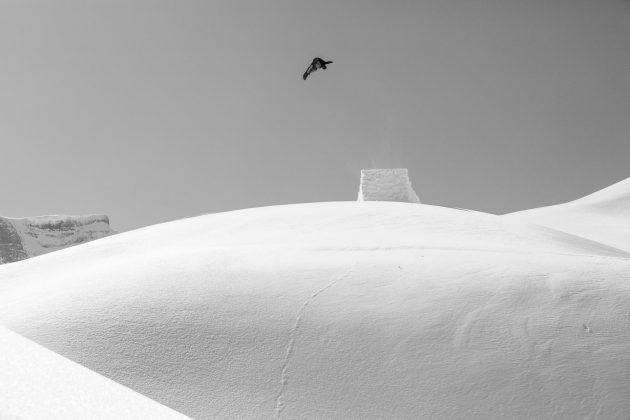 Ebenfalls richtig big, der Bs 7 von Garrett Warnick! - Foto: Patrick Armbruster