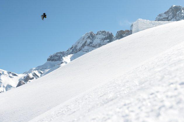 Max Buri goin huge - Bs 5 Stale - Foto: Dominic Zimmermann