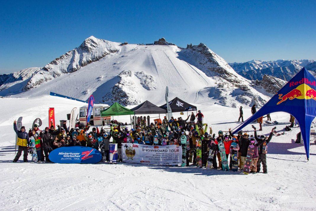 Zillertal Välley Rälley Review - Tourauftakt am Hintertuxer Gletscher - Foto: Albert Binnekade