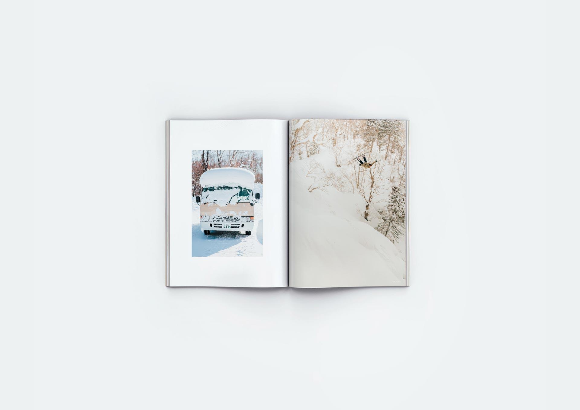 Vans First Layer Newspaper - Fotobuch