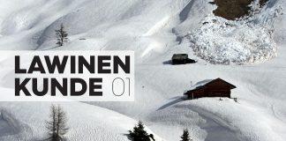 Lawinenkunde für Snowboarder #1
