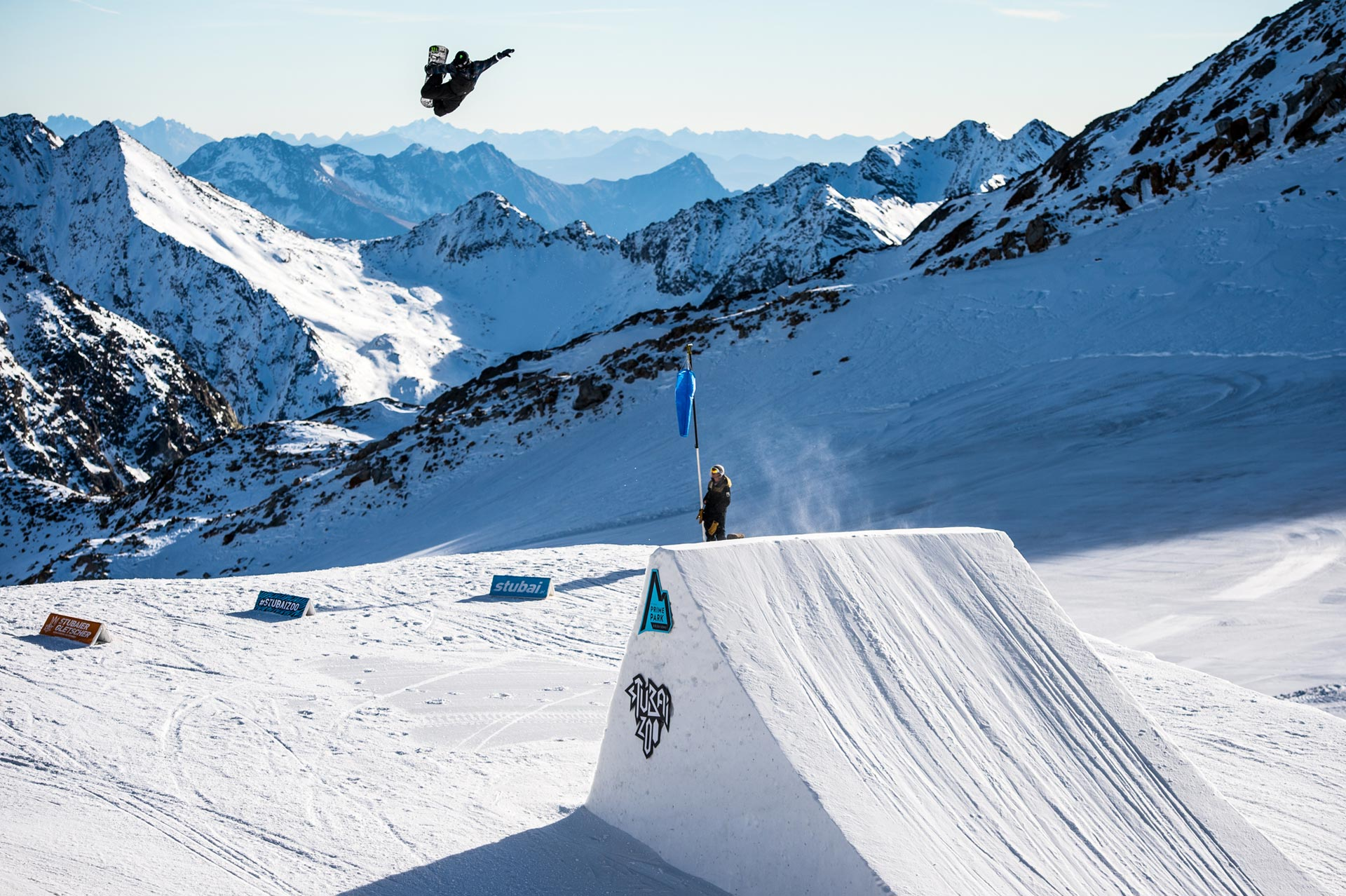 Alek Østreng am Prime Park Sessions Kicker in der Saison 15/16 - Foto: Pally Learmond