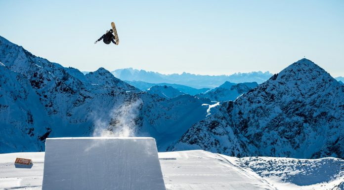 Internationale Top Rider bei den Stubai Prime Park Sessions - Foto: Pally Learmond