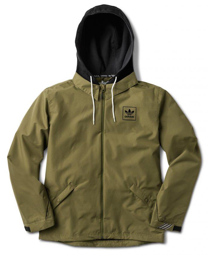 adidas: Civillian Jacket
