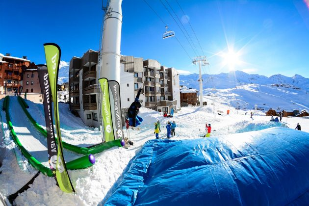 Ski & Boarderweek 2016 - Val Thorens