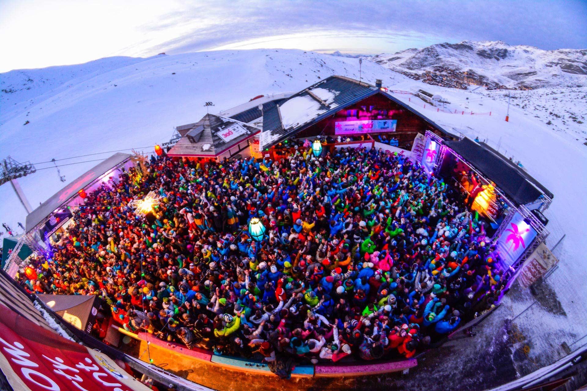 Ski & Boarderweek 2016 - Val Thorens