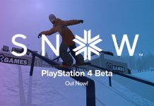 Neues Snowboard Game für die PS4 + Prime Kurztest - SNOW