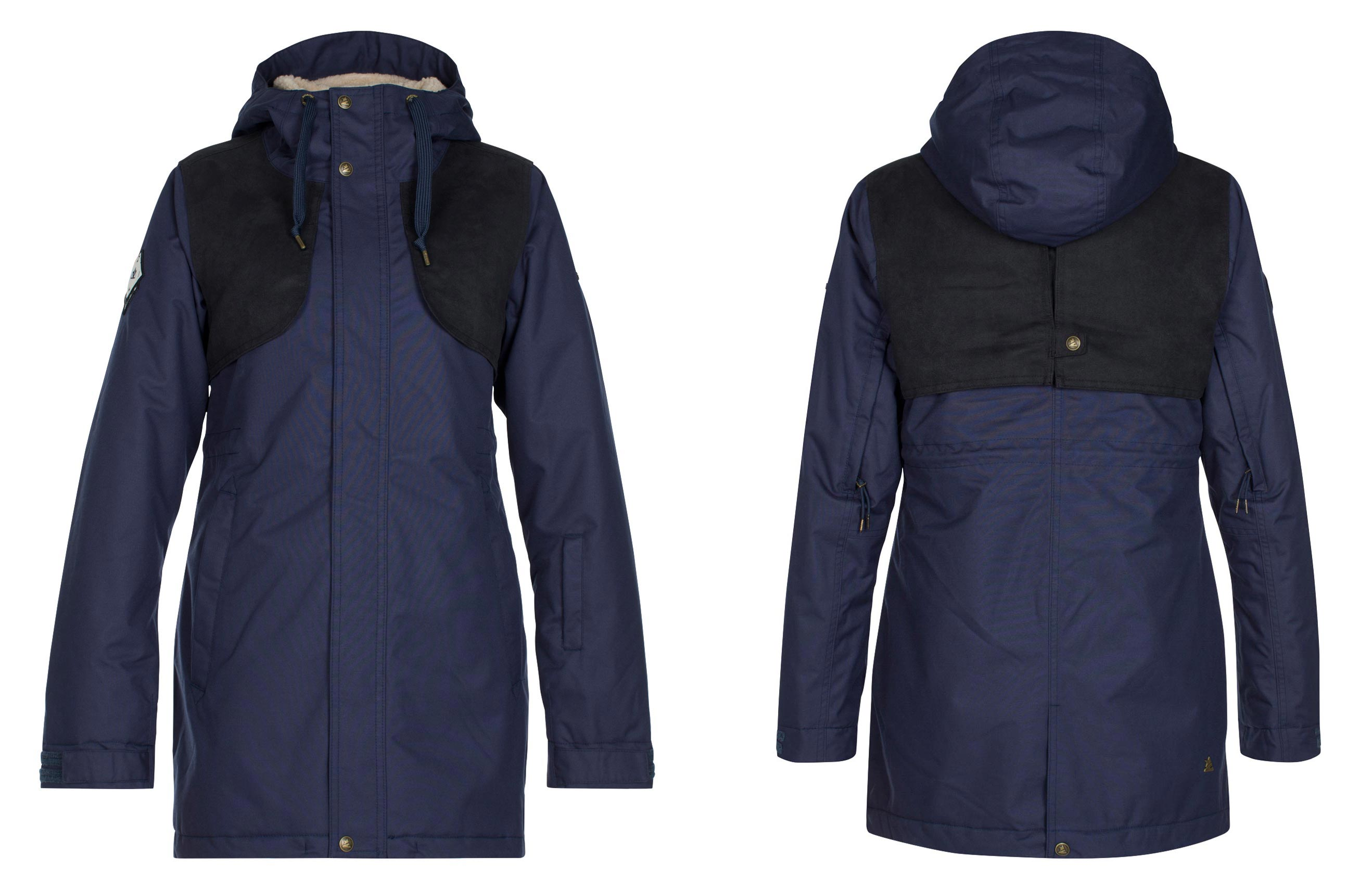 Zimtstern Mazonka Jacket für Damen - Farbe: Navy