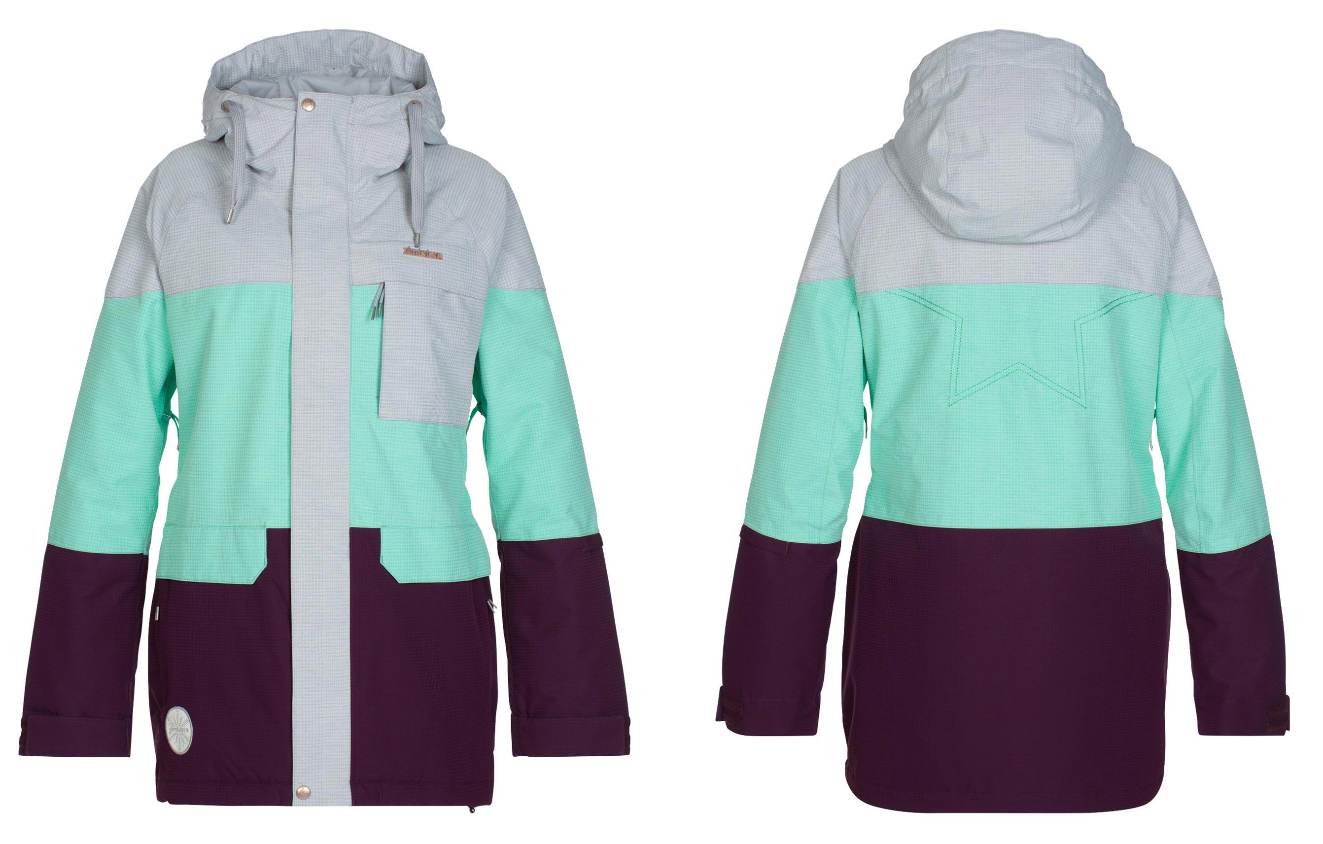 Zimtstern Millez Jacket für Damen - Farbe: Light Grey