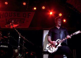 Metallica im House of Vans