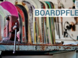 DIY - Boardpflege