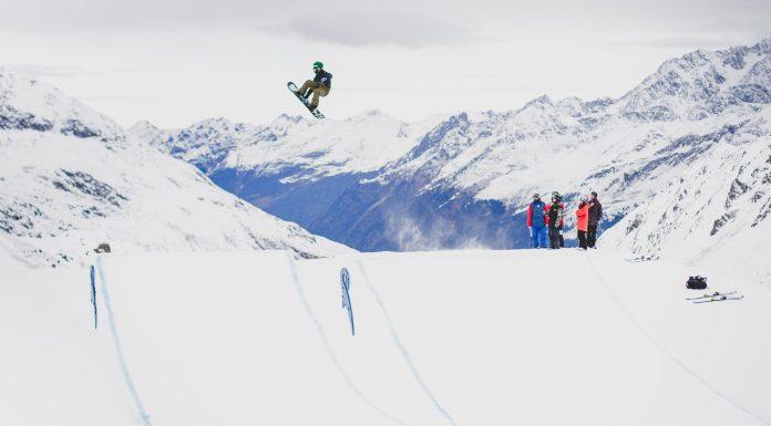 Kaunertal Slopestyle Open 2016 Recap - Foto: Felix Pirker