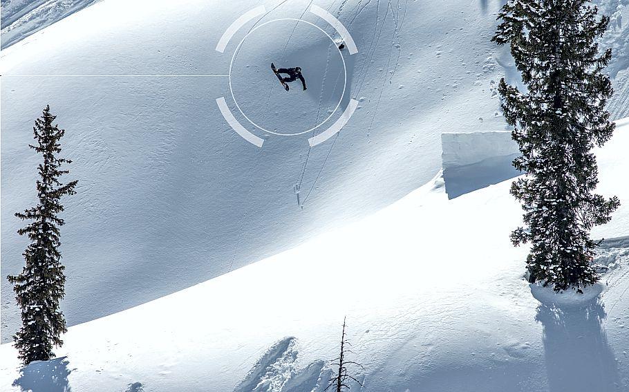Jackson Hole, WY - Trick FS720° | Foto: Scott Serfas / Red Bull