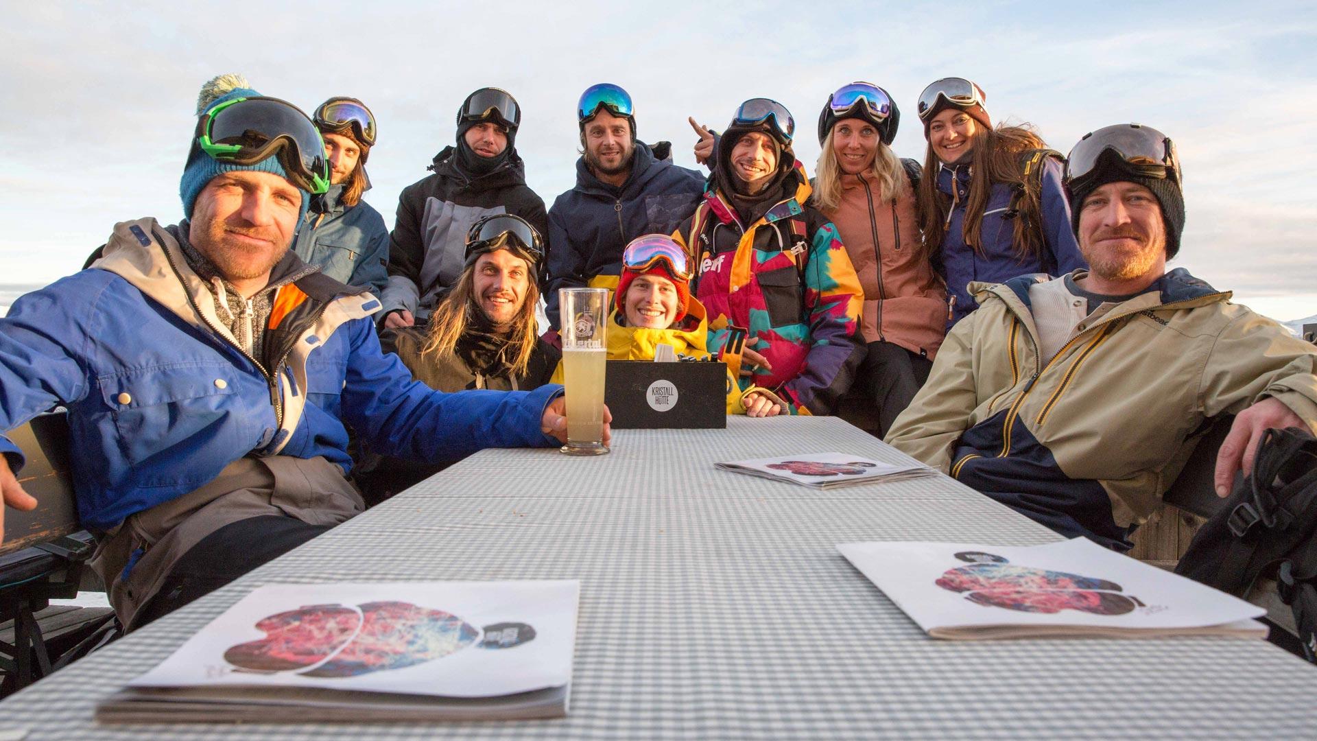 Die gesamte Crew freut sich schon auf das Event am Wochenende! - Foto: Matt McHattieq