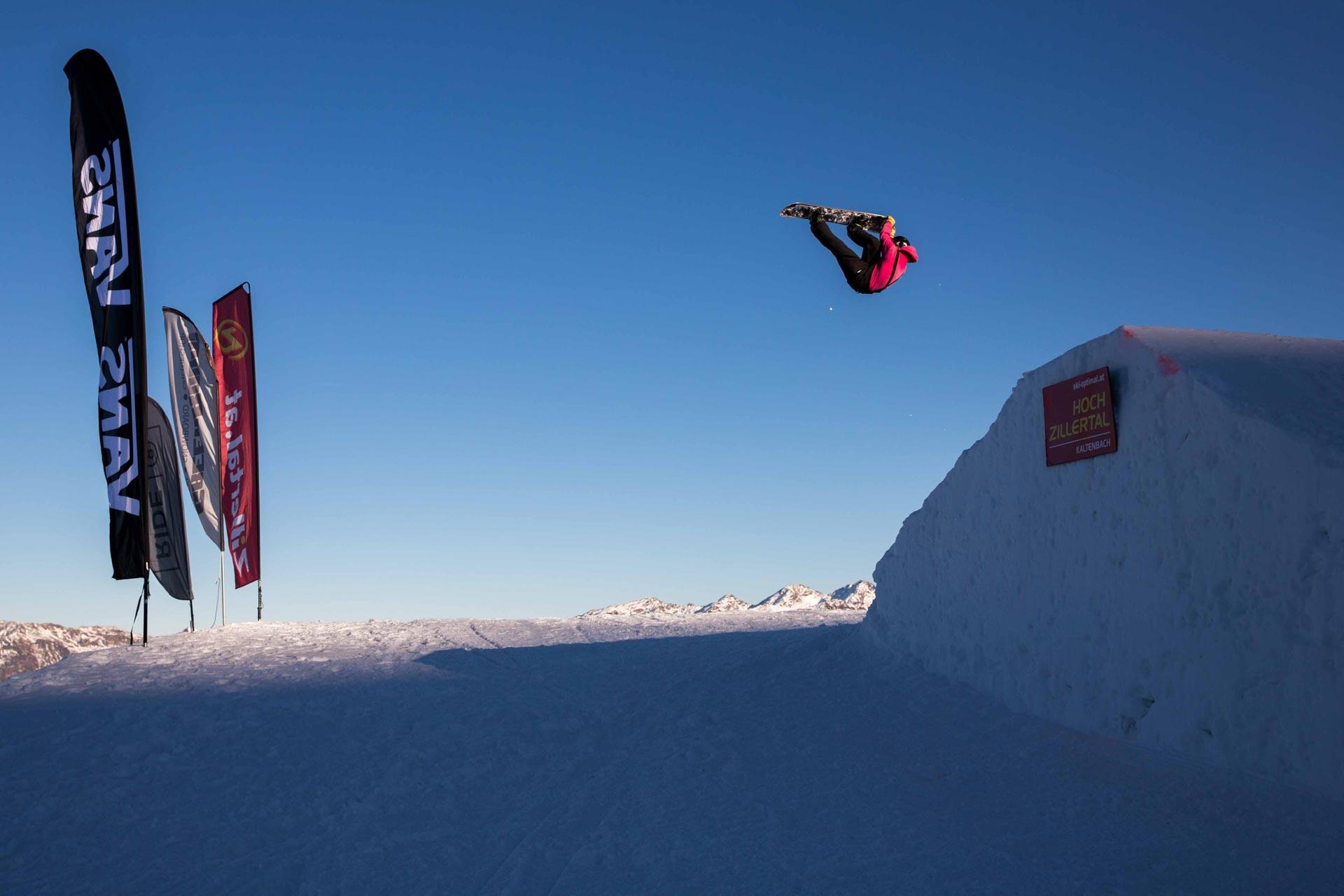 Fette Action ist auch beim zweiten Tourstop der Zillertal Välley Rälley garantiert! - Foto: Matt McHattie